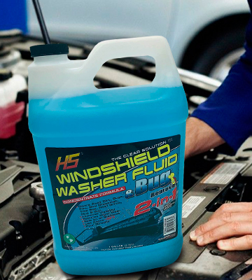 Review of HS 29.606 Bug Wash Windshield Washer Fluid