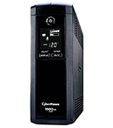 Cyberpower CP1500AVR Intelligent LCD UPS Mini-Tower