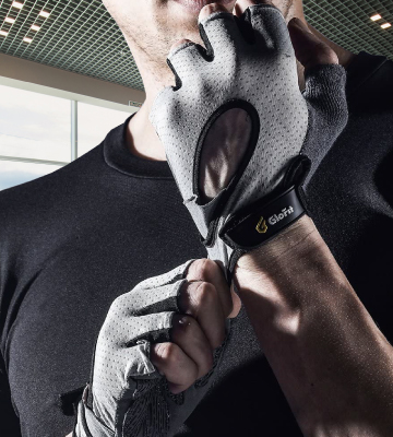 Review of KANSOON Glofit FREEDOM Workout Gloves