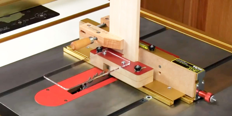 Review of INCRA I-BOX Jig for Box Joints