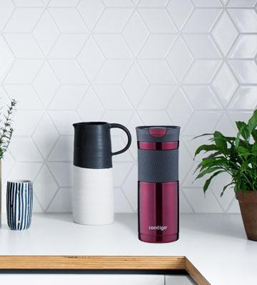 Review of Contigo Byron 20 oz Vacuum Insulated Travel Mug