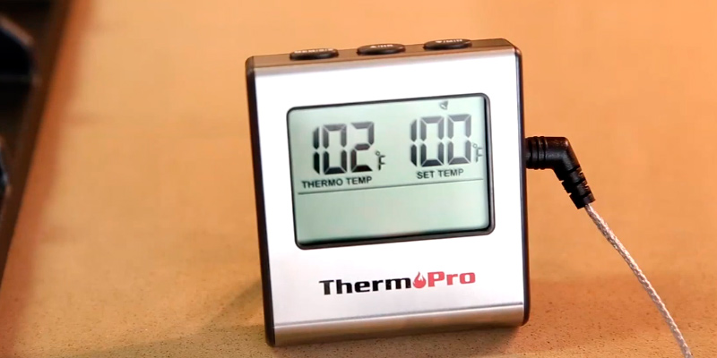 Review of ThermoPro TP16 Digital Cooking Thermometer