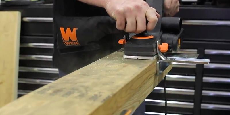 Review of WEN 6530 Electric Hand Planer