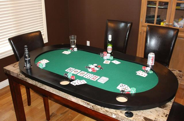 Best Foldable & Full-size Poker Tables