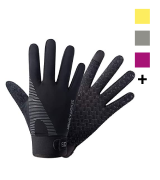 YHT Workout Gloves Full Palm Protection & Extra Grip