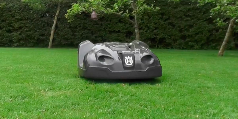 Review of Husqvarna Automower 430X Robotic Lawn Mower