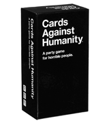 Cards Against Humanity Party Game for Horrible People