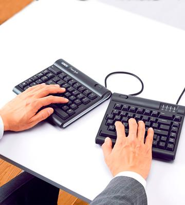 Review of Kinesis Freestyle2 Split Ergonomic Keyboard