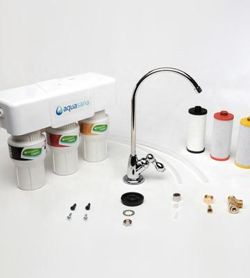 Review of Aquasana AQ-5300.55 Water Filter System