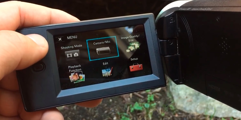 Detailed review of Sony HDR-CX405 HD Video Recording Handycam Camcorder