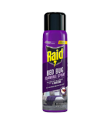 Raid Non-Staining Bed Bug Foaming Spray