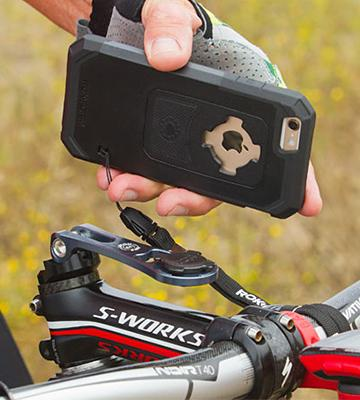 Review of Rokform Bike Phone Mount