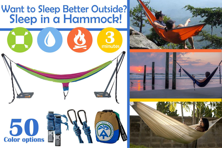 Comparison of Hammocks for Total Relaxation