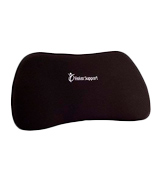 RELAX SUPPORT RS1 Lumbar Pillow with Firmer Memory Foam Provide Back Support