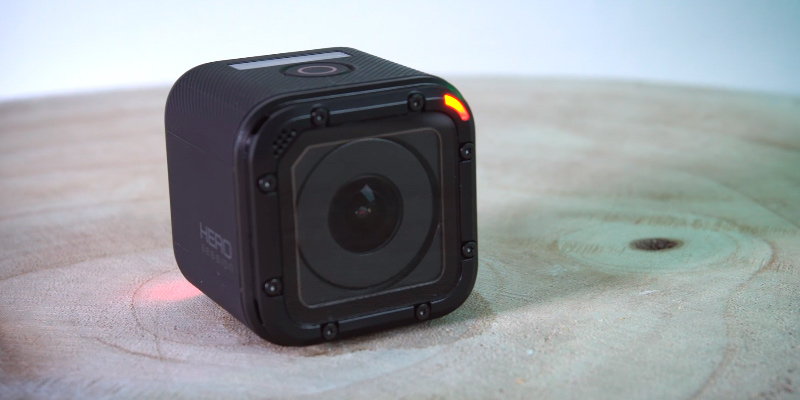 Review of GoPro CHDHS-102 HERO Session Action Camera