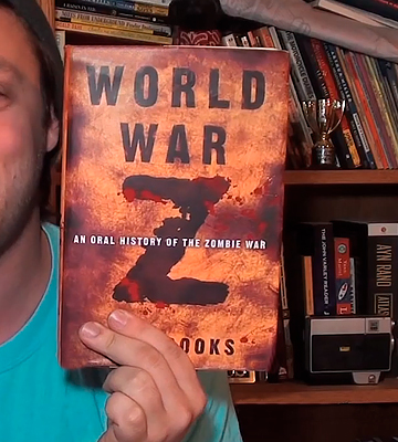 Review of Max Brooks World War Z: An Oral History of the Zombie War