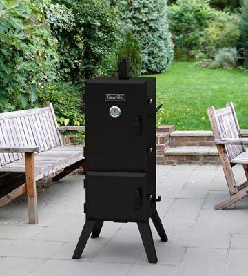 Review of Dyna-Glo 36-Inch Vertical Charcoal Smoker
