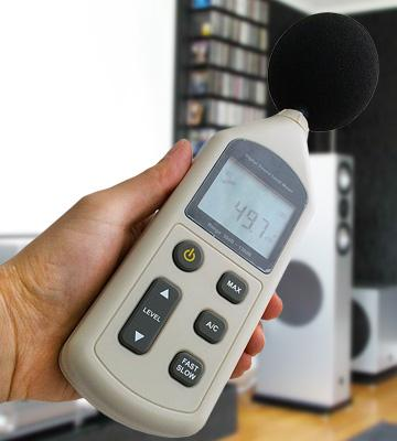 Review of Foneso GM1356 Digital Sound Level Meter