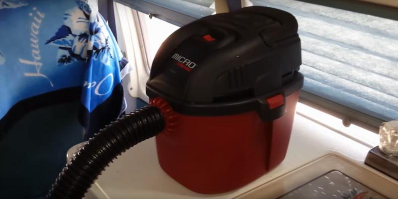 Detailed review of Shop-Vac 2021000 Micro Wet/Dry Vac