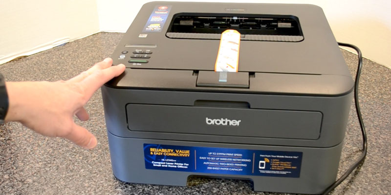 Review of Brother HL-L2340 Wireless Compact Laser Printer Monochrome