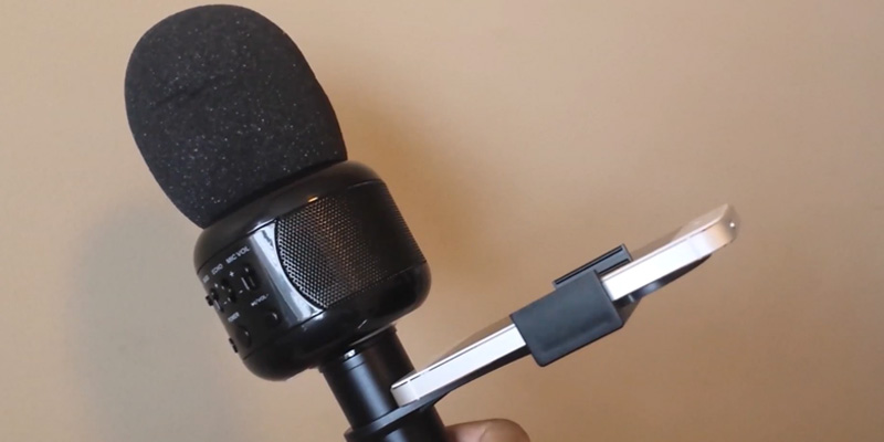 Review of KaraoKing E106 Wireless Karaoke Microphone