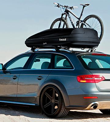 Review of Thule Force Cargo Box