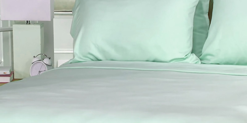Review of Royal Hotel Sea 100% Bamboo Viscose Sheet Set