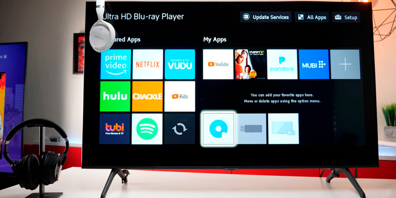 Review of Samsung (UN50TU8000FXZA) 50-inch Crystal 4K UHD HDR Smart TV with Alexa Built-in (2020)