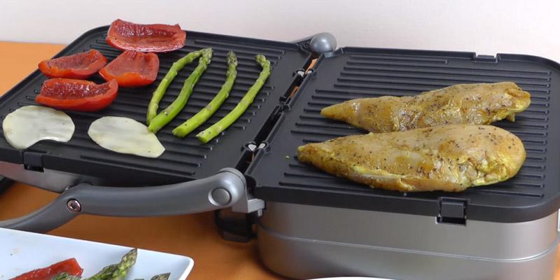 Review of Cuisinart GR-4N 5-in-1 Panini Press Griddler