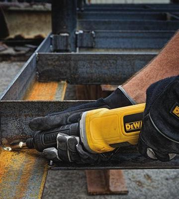 Review of DEWALT DWE4887