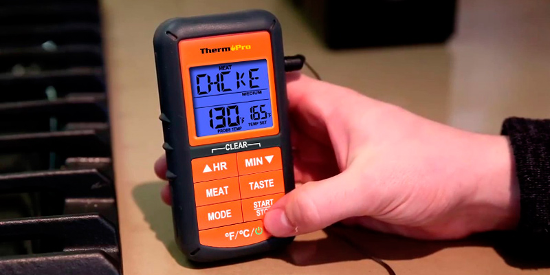 Detailed review of ThermoPro TP-07 Wireless Remote Digital Cooking Food Meat Thermometer