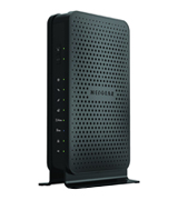 NETGEAR C3700-100NAS N600 Wi-Fi DOCSIS 3.0 Cable Modem Router
