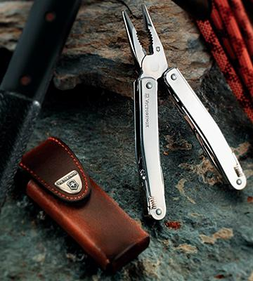 Review of Victorinox SwissTool Spirit Multi-Tool with Pouch