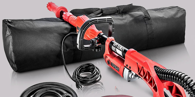 Detailed review of Power Pro 2100 Electric Drywall Sander