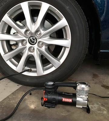 Review of Viair 85P Portable Air Compressor