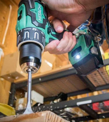 Review of Hitachi DS18DBFL2 Cordless Lithium Ion Brushless Driver Drill