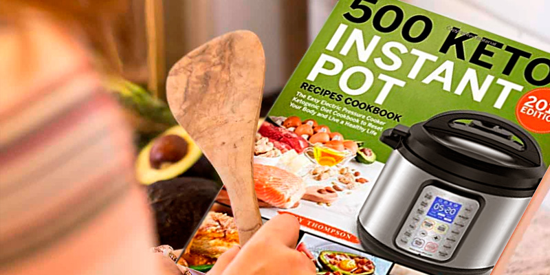 Review of Amy Thompson 500 Keto Recipes The Easy Electric Pressure Cooker Ketogenic Diet Cookbook