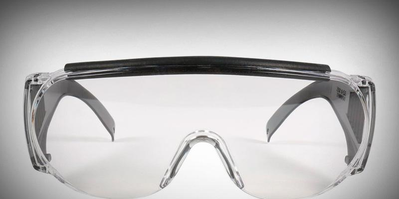 Review of Allen Company Fit-Over Shooting Safety Glasses