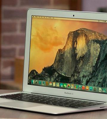 Review of Apple MacBook Air (MMGF2LL/A)
