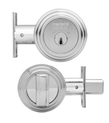 Medeco 11R503-19-1 Single Cylinder Deadbolt