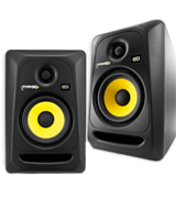 KRK Rokit 5 (RP5G3-NA) Powered Studio Monitor (Generation 3) (Pair)