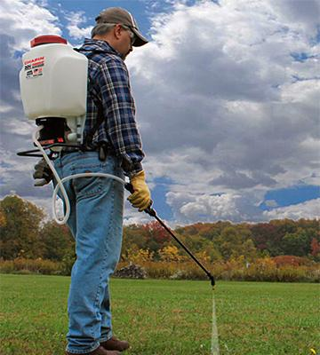 Review of Chapin 63985 Wide Mouth Battery Backpack Sprayer