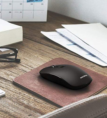 Review of VicTsing USAE4-VTGEPC071AB Slim Wireless Mouse