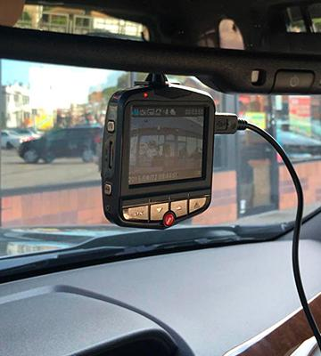 Review of ZeroEdge Car Dashboard Camera with G-Sensor