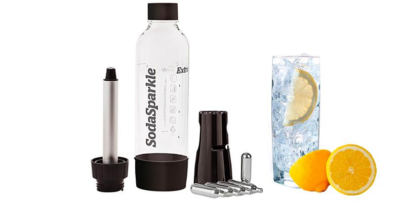 detailed review of sodasparkle sk1l home soda maker kit - Soda Maker