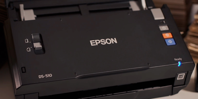 Detailed review of Epson DS-510 WorkForce Color Document Scanner
