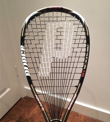 Review of Prince Airstick 130 Squash Racquet