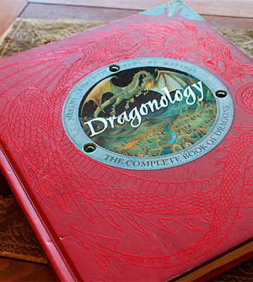 Review of Dr. Ernest Drake Dragonology The Complete Book of Dragons