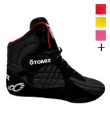 Otomix M3000-BLK Men's Wrestling Shoes