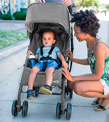 Review of Joovy New Groove Ultralight Umbrella Stroller